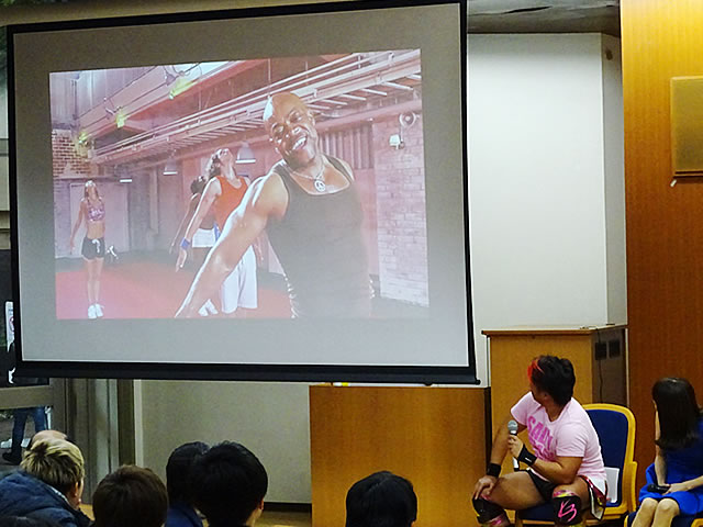 OKAMOTO CONDOM TRAINING CAMPを放映