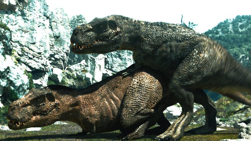 Since 2016.01 世界驚愕!恐竜の...