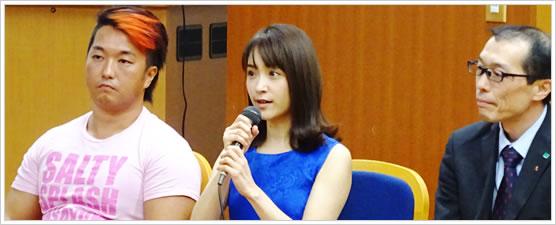 大学生への啓発活動報告 ~慶応義塾大学 三田祭 K-dom Project発表会~